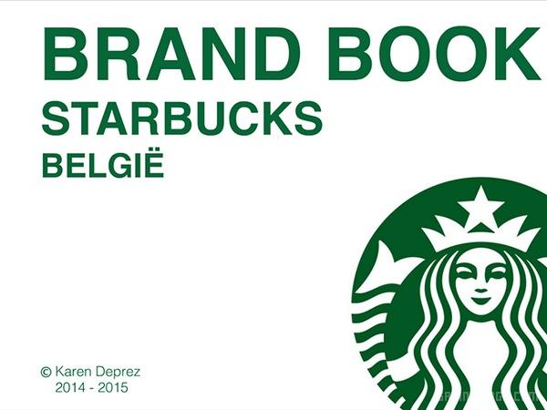 星巴克(Starbucks)企业VI设计 VI设计