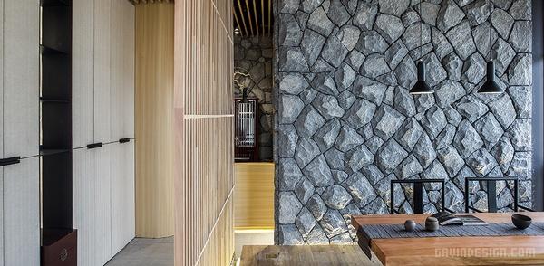 福建江滨茶会所设计 会所设计 中国