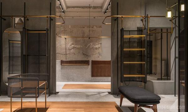 上海 Comme Moi(似我)旗舰店设计 旗舰店设计 店面设计 商业空间设计 中国 专卖店设计 上海
