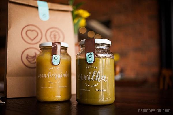 Hortalicia 食品企业视觉设计 画册设计 海报设计 标志设计 咖啡厅设计 VI设计 SI设计