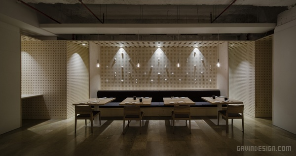 西班牙瓦伦西亚 Habitual 餐厅设计 餐厅设计 店面设计 商业空间设计