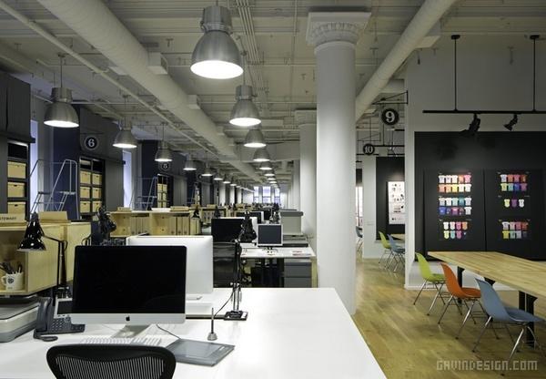 纽约 OshKosh B'gosh 办公室设计 美国 办公空间设计 办公室设计