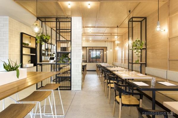 澳大利亚 Hutch & Co 餐厅设计 餐厅设计 澳大利亚 工作室设计 商业空间设计
