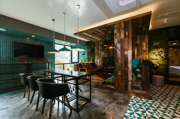 上海市杨浦区海俪生活馆设计 美容店设计 生活馆设计 店面设计 商业空间设计