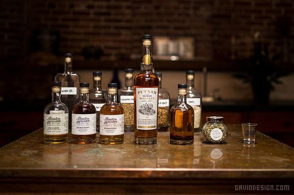 Boston 波士顿酒厂VI设计 标识设计 包装设计 VI设计