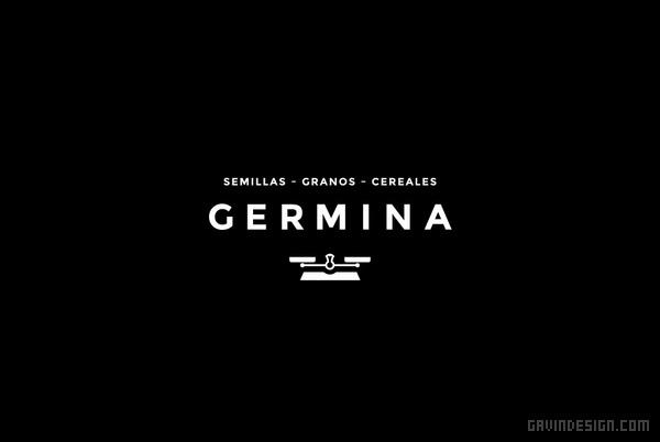 墨西哥 Germina 谷物食品企业VI设计 画册设计 海报设计 墨西哥 名片设计 VI设计 SI设计