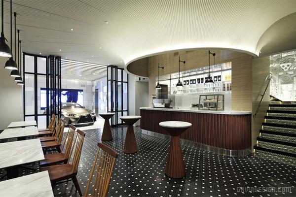日本东京 Lexus 旗舰店设计 日本 旗舰店设计 店面设计 商业空间设计 专卖店设计 4S店设计