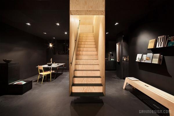 德国柏林 Bazar Noir 概念店设计 概念店设计 德国 店面设计 商业空间设计 专卖店设计