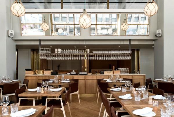 芬兰赫尔辛基 Bronda 餐厅设计 餐厅设计 店面设计 商业空间设计