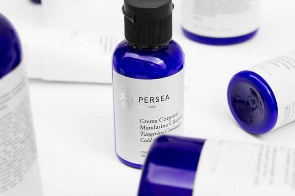 墨西哥 PERSEA 护肤品VI设计 画册设计 标志设计 墨西哥 包装设计 产品设计 VI设计