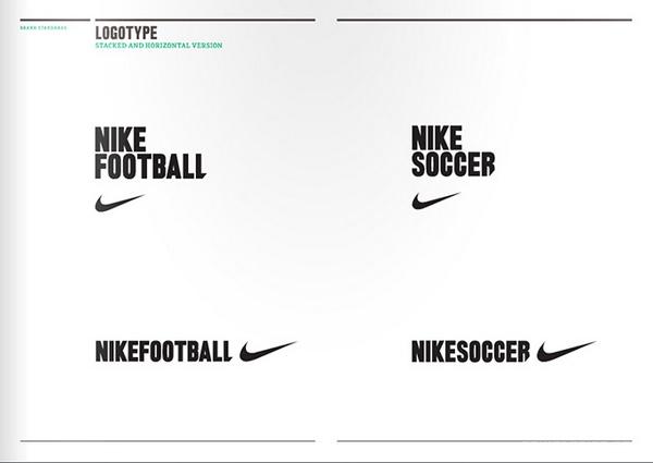 运动品牌 NIKE 企业VI设计 VI设计