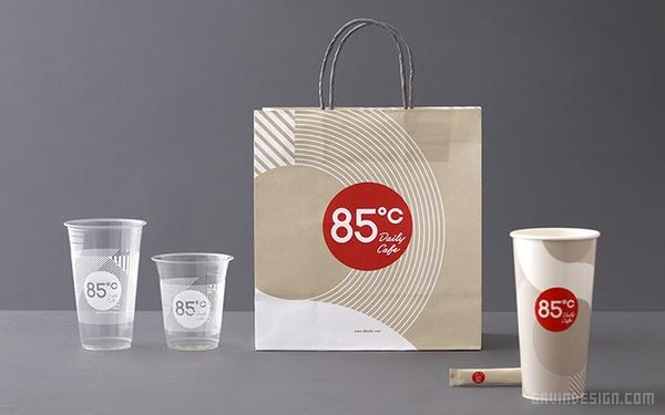 时尚饮品品牌形象设计 蛋糕店设计 海报设计 标识设计 名片设计 包装