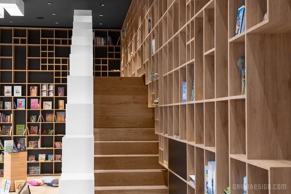 意大利 Slovenian 图书馆设计 意大利 图书馆设计