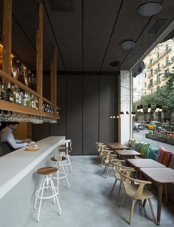 西班牙巴塞罗那 BARTON 餐厅设计 餐厅设计 西班牙 店面设计 商业空间设计