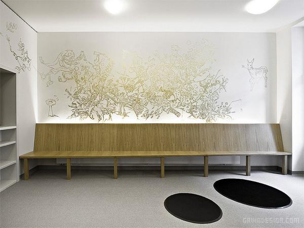 捷克布拉格 D.VISION 牙科诊所设计 诊所设计 牙所设计 商业空间设计
