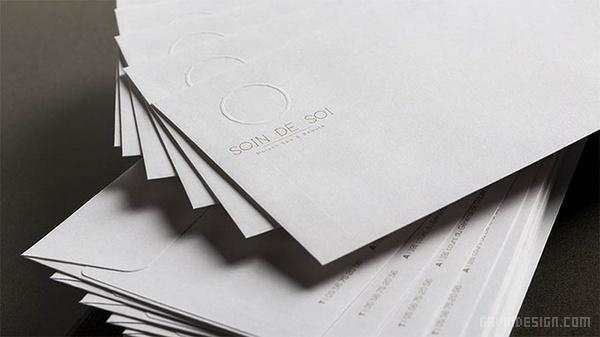 波尔多 Soin 美容机构VI设计 海报设计 标志设计 店面设计 VI设计 SI设计