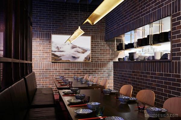 澳大利亚 lee ho fook 中餐厅设计 餐厅设计 澳大利亚 店面设计 商业空间设计