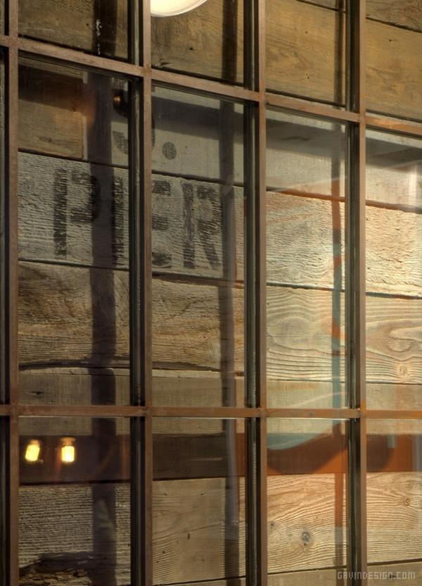 加利福尼亚 Manhattan Beach Post 餐厅设计 餐厅设计 美国 店面设计 商业空间设计