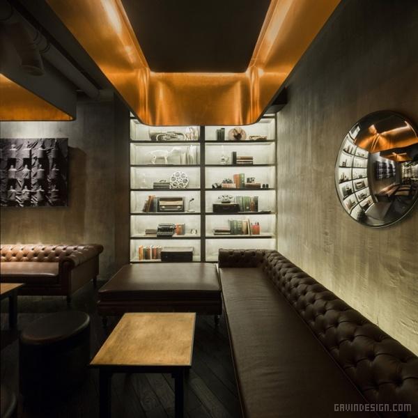 上海 Flask & The Press 酒吧设计 餐厅设计 酒吧设计 店面设计 商业空间设计 上海