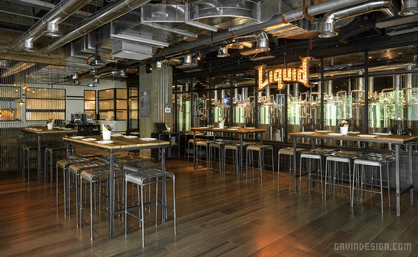 上海 Liquid Laundry 餐厅酒吧设计 餐厅设计 酒吧设计 店面设计 商业空间设计 上海
