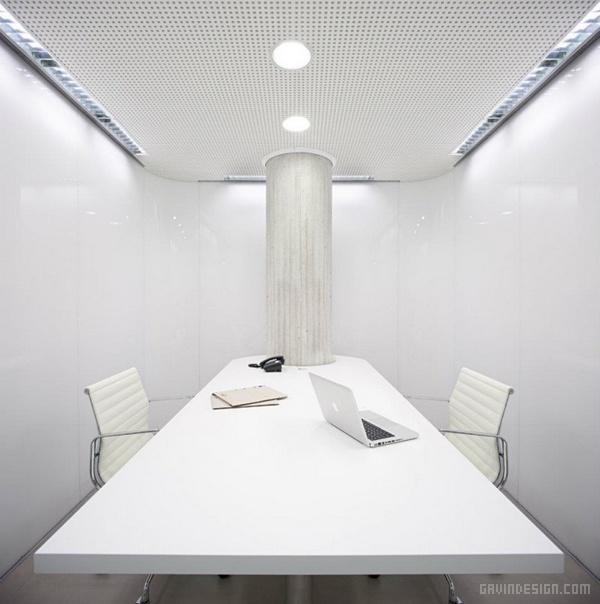 西班牙马拉加牙科诊所设计 诊所设计 西班牙 牙所设计