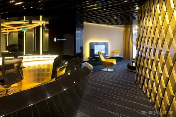波兰华沙 PKO 银行设计 银行设计
