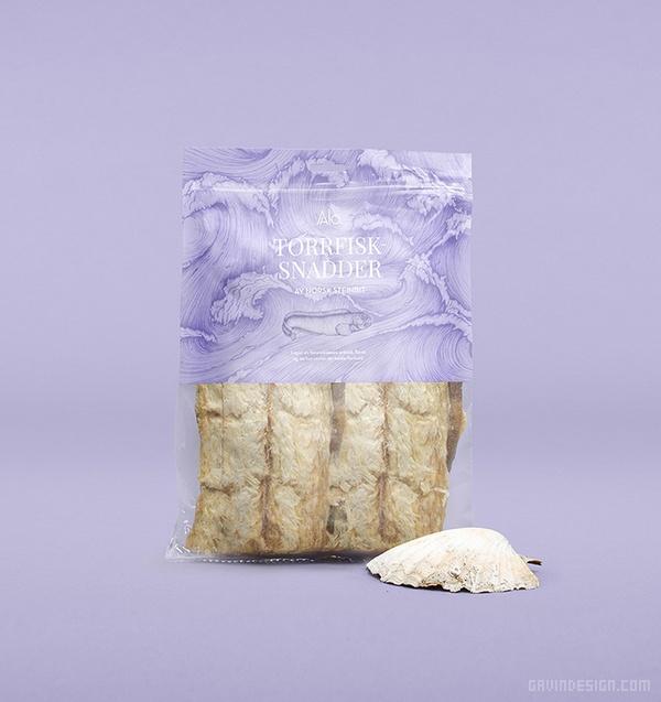 挪威 Alo 食品企业VI设计 VI设计