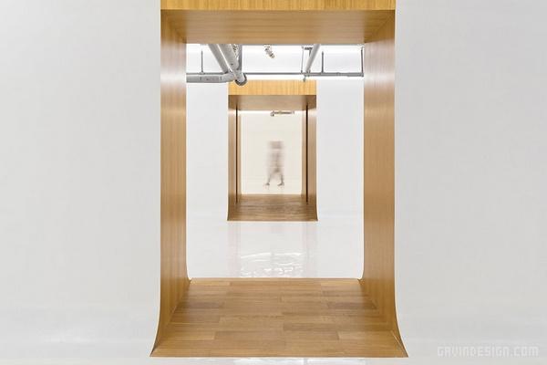 北京力利记艺术空间设计 画廊设计 展厅设计 北京 中国