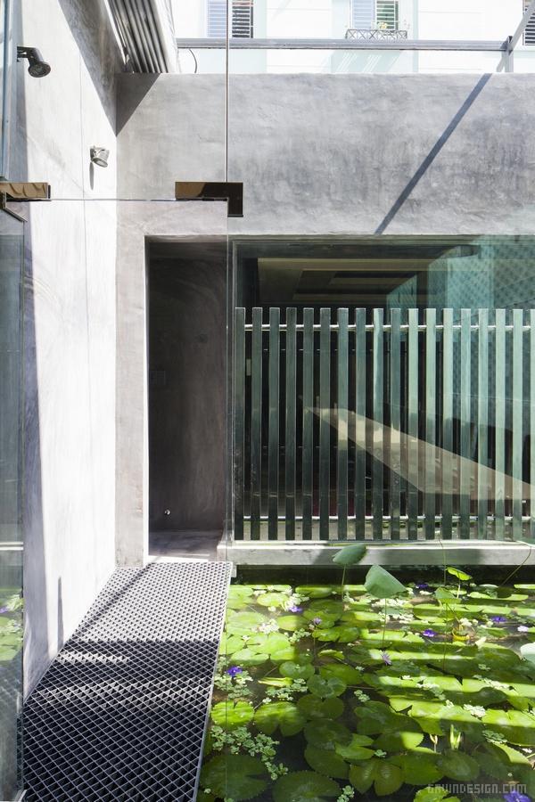 越南胡志明市寿司餐厅设计 餐厅设计 日本 店面设计 寿司店设计 商业空间设计