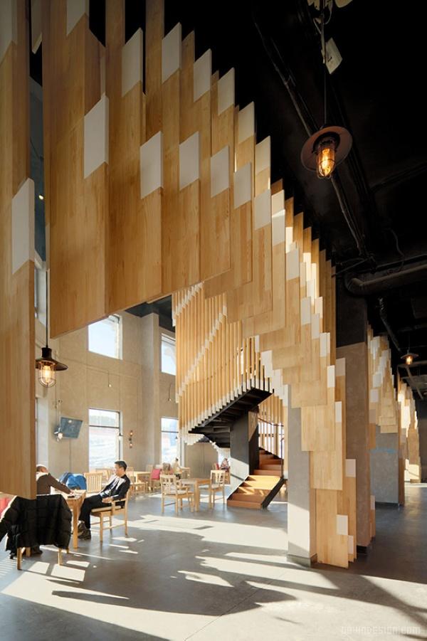 吉林松花湖山舍咖啡厅设计 餐厅设计 意大利 店面设计 商业空间设计 咖啡厅设计 中国