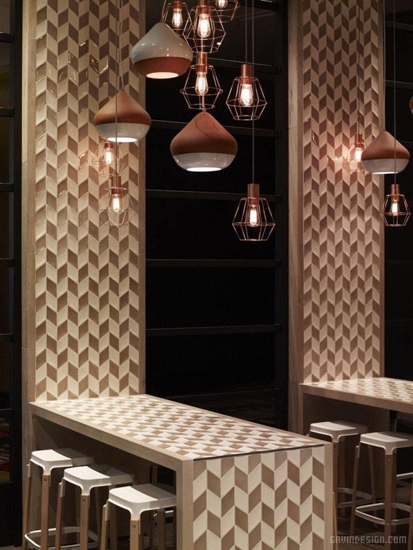 澳大利亚墨尔本 Cotta Cafe 咖啡店设计 餐厅设计 澳大利亚 店面设计 商业空间设计 咖啡店设计 包装设计