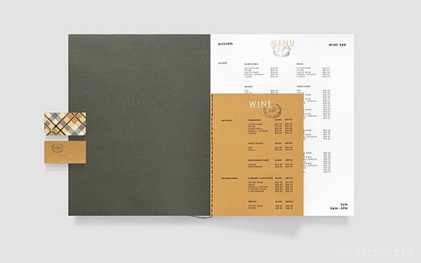 克罗地亚斯普利特 Bokeria 餐厅VI设计 餐厅设计 面包店设计 标志设计 店面设计 VI设计 SI设计