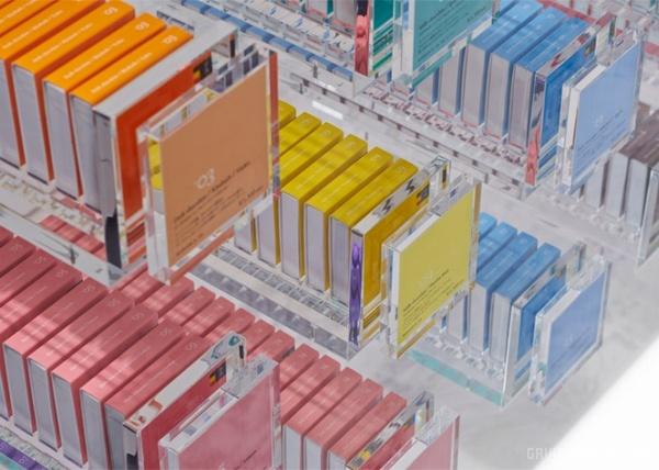 东京 BbyB 巧克力店设计 糖果店设计 甜品店设计 概念店设计 日本 店面设计 商业空间设计