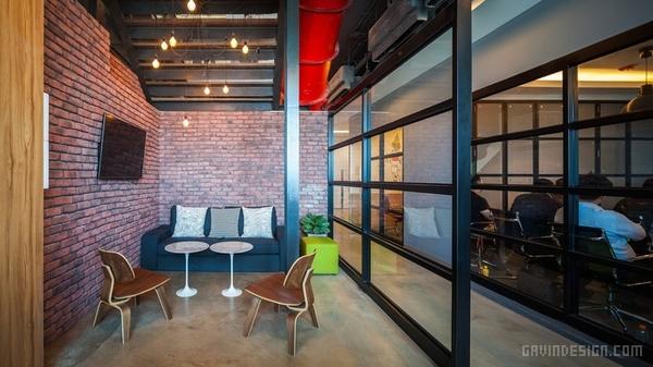泰国曼谷 Ascend Group 办公室设计 办公空间设计 办公室设计
