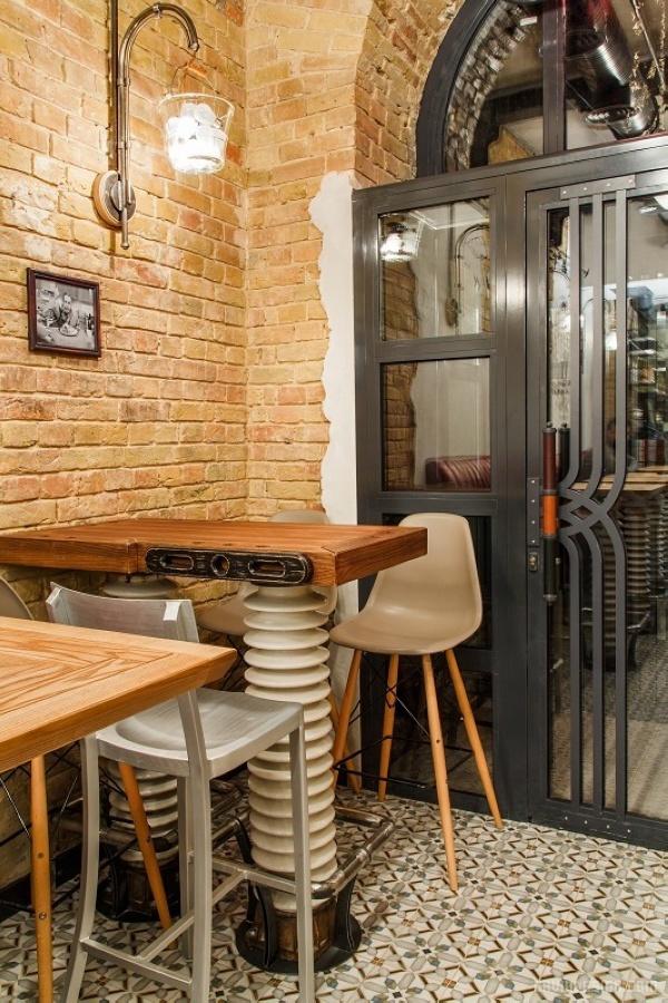 乌克兰 Bite & Go, Deli 咖啡厅设计 餐厅设计 店面设计 工作室设计 商业空间设计 咖啡厅设计