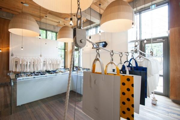 韩国眼镜品牌 RETROKIT 概念店设计 韩国 眼睛店设计 概念店设计 店面设计 商业空间设计 专卖店设计