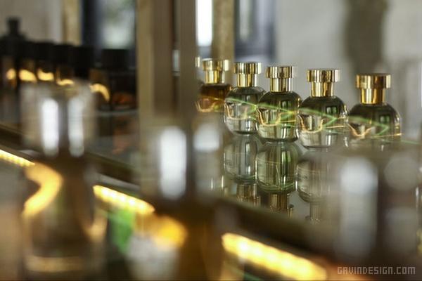 法国巴黎 Liquides 香水店设计 香水店设计 法国 店面设计 商业空间设计 专卖店设计
