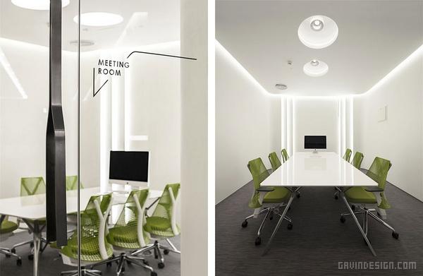 中国广州 BWM 办公室设计 广州 办公空间设计 办公室设计 中国