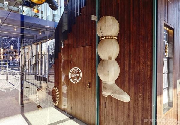 荷兰姆斯特丹The Roast Room餐厅设计 餐厅设计 荷兰 店面设计 商业空间设计