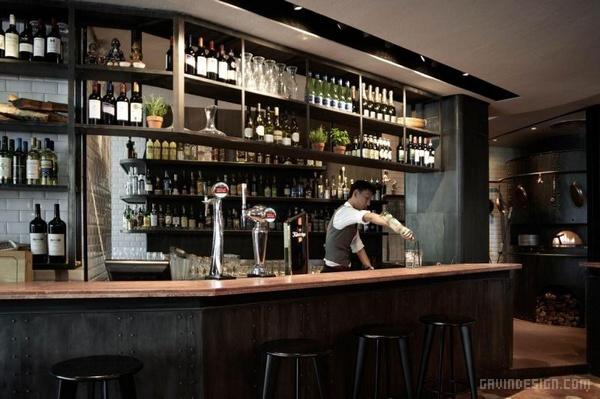 上海 MATTO 主题酒吧餐厅设计 香港 餐厅设计 意大利 店面设计 商业空间设计 上海