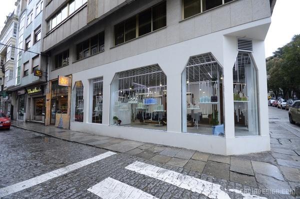 西班牙 Inés Pose 美发沙龙设计 西班牙 美容店设计 美发沙龙设计 理发店设计 店面设计 商业空间设计