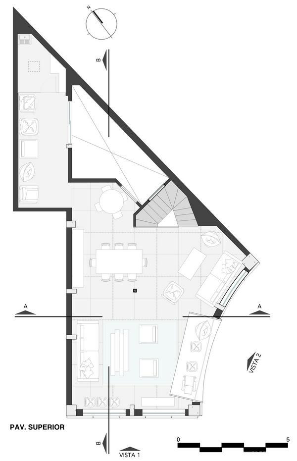 巴西 Estar Móveis 家居展厅设计 店面设计 巴西 展厅设计 商业空间设计