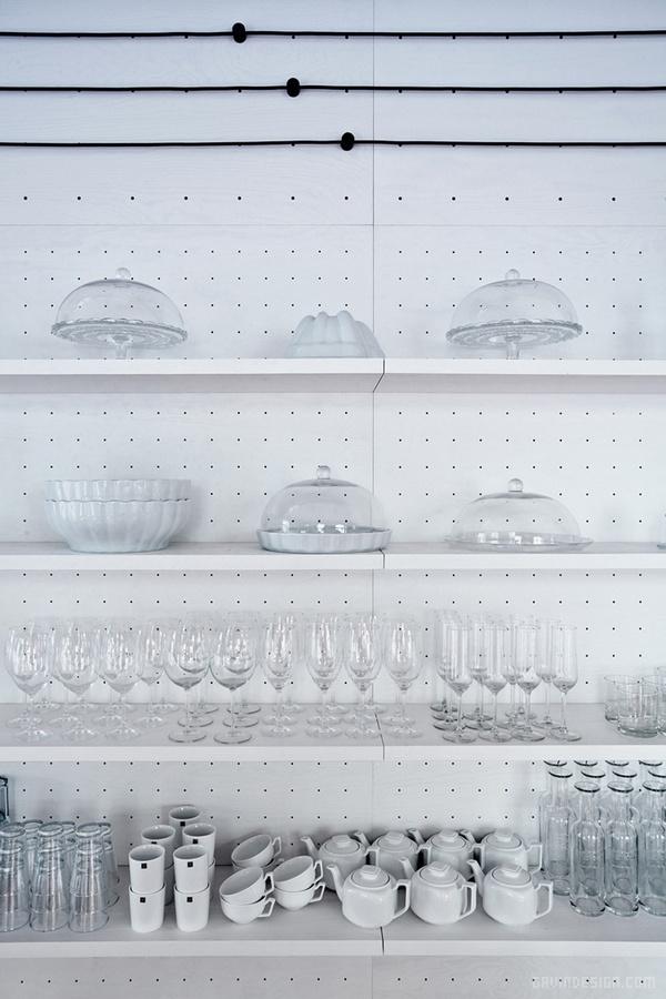 """布拉格""""proti proudu bistro""""咖啡馆设计 商业空间设计 咖啡馆设计"""