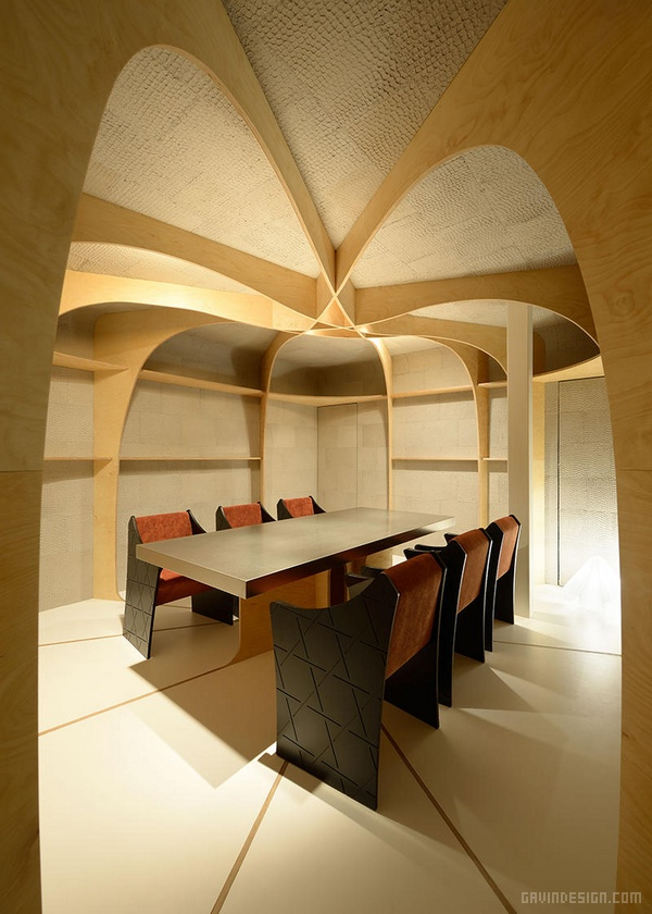 日本京都 YOC 餐厅设计 餐厅设计 日本 店面设计 商业空间设计