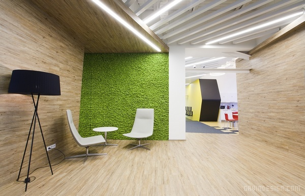Yandex 俄罗斯圣彼得堡办公室设计 办公空间设计 办公室设计 俄罗斯