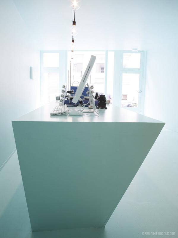 法国巴黎 Heliocosm 化妆品店设计 法国 店面设计 商业空间设计 化妆品店设计 专卖店设计