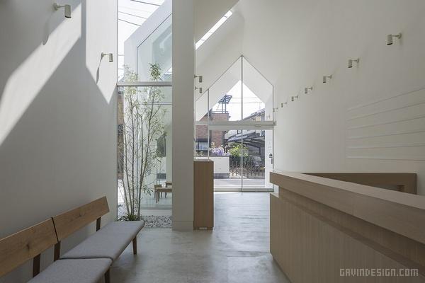 日本东京 Asahicho 诊所设计 诊所设计