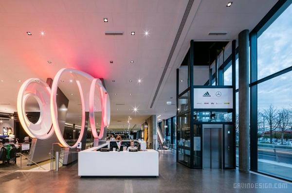 多特蒙德国足球博物馆设计 德国 展览馆设计 博物馆设计