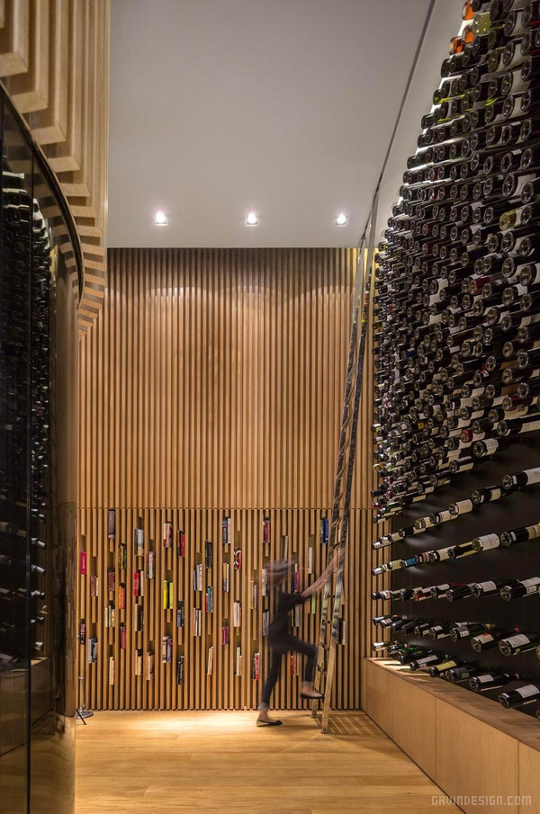 巴西 Mistral 葡萄酒商店设计 店面设计 巴西 展厅设计 商业空间设计 专卖店设计