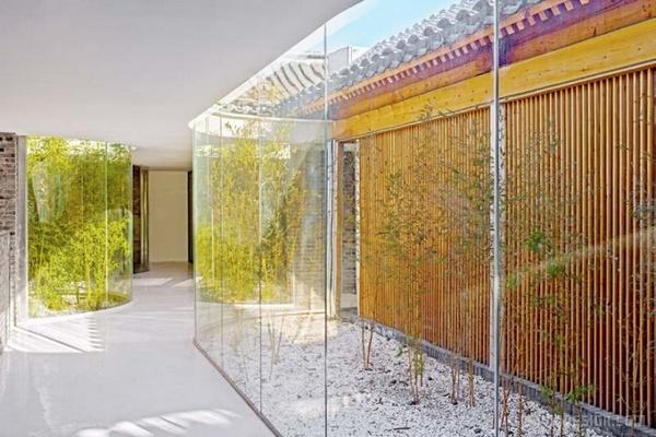 北京胡同里茶餐厅设计 餐厅设计 店面设计 商业空间设计 北京 中国